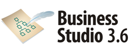business studio logo