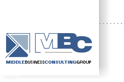 middle business consulting group logo